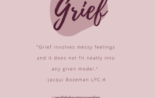 5 Stages Of Grief Recovery