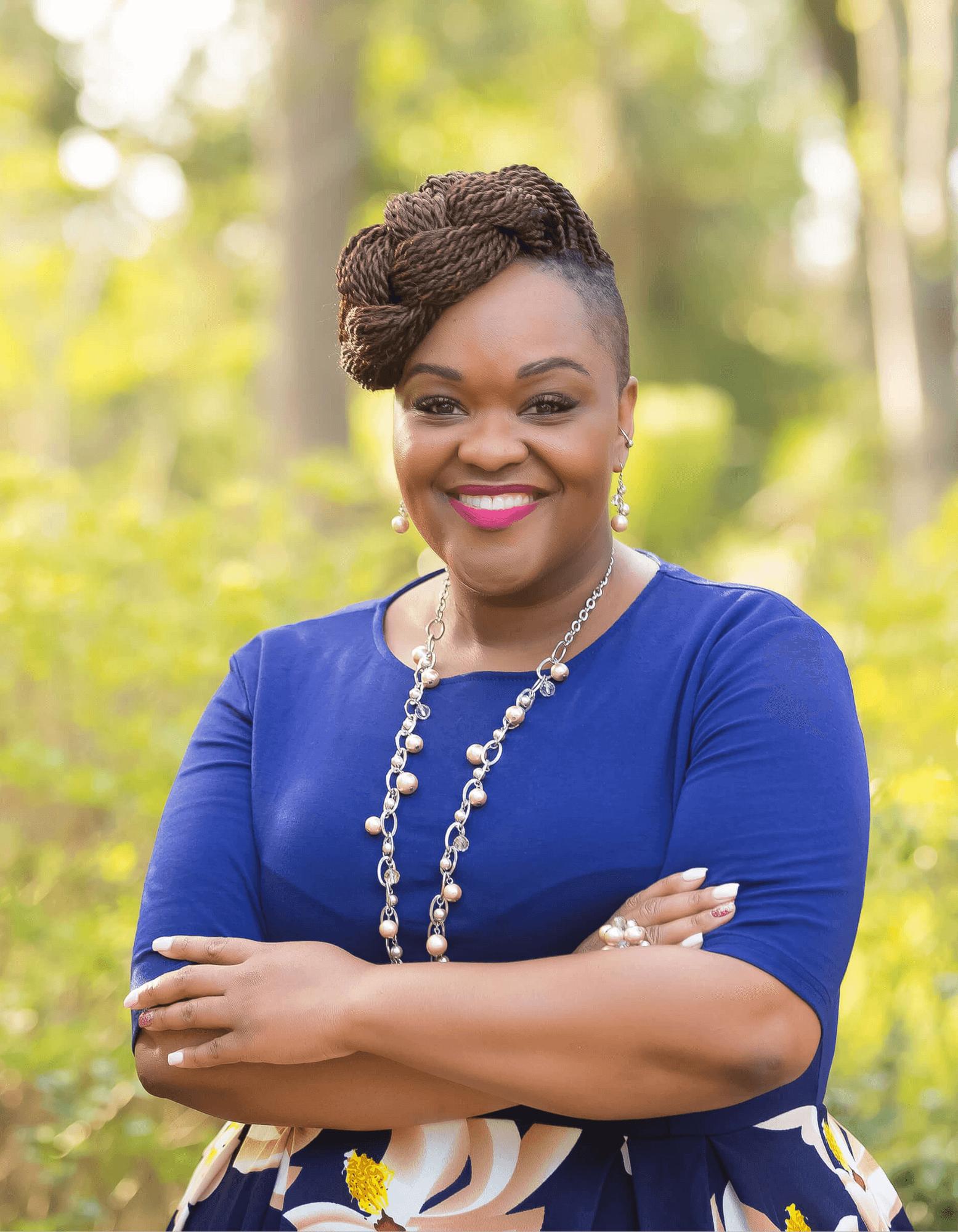 Black Female Therapist in Houston Texas